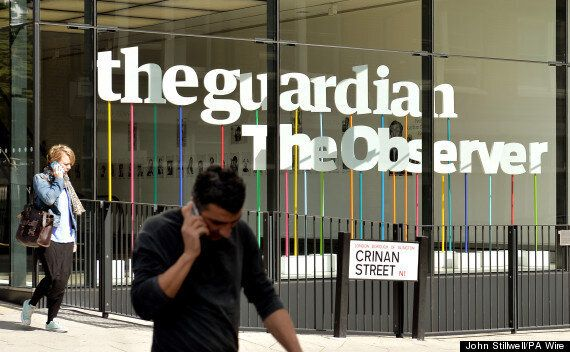 Benefits Inaccuracies Should Get Guardian Blackballed, Government Press Chief Says In Extraordinary