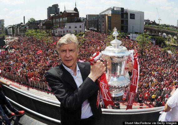 Arsenal's Arsene Wenger Agrees Three-Year