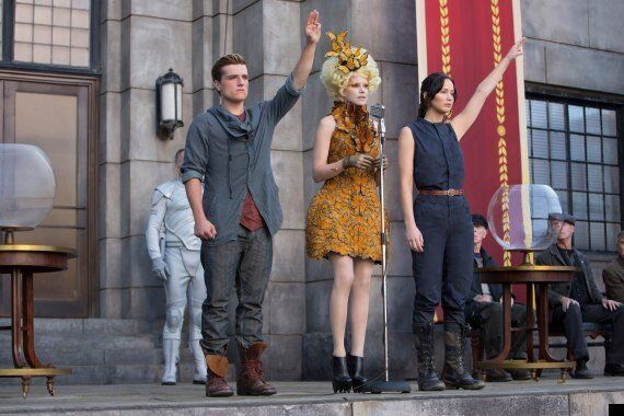 Thailand Protesters Using Hunger Games Salute As Anti-Coup Gesture