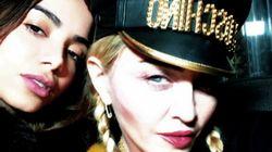 'Faz Gostoso', o surpreendente encontro de Madonna com Anitta e o funk