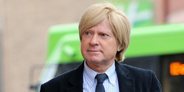 Michael Fabricant MP arrives at Preston Crown Court as a witness in the trial for former deputy speaker...