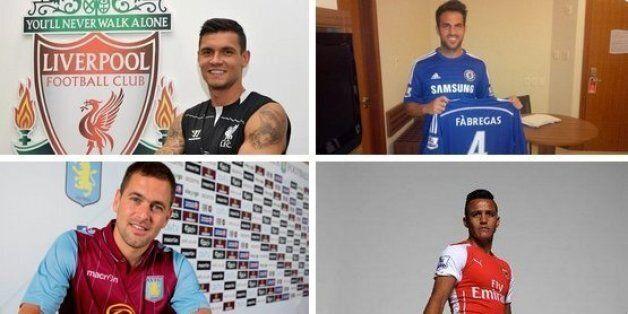 Premier League Transfers - Summer