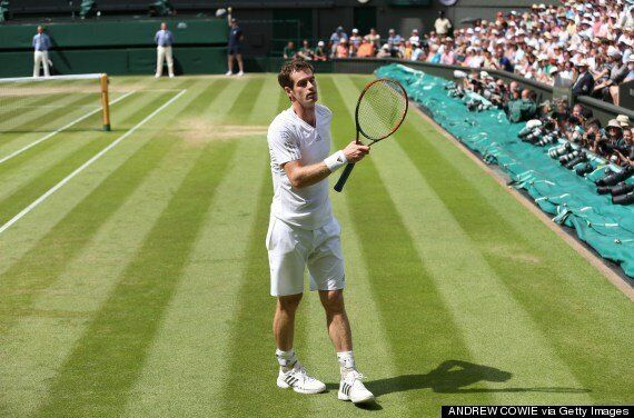 Andy Murray's Shock Wimbledon Loss Enshrouded In Mystery Over