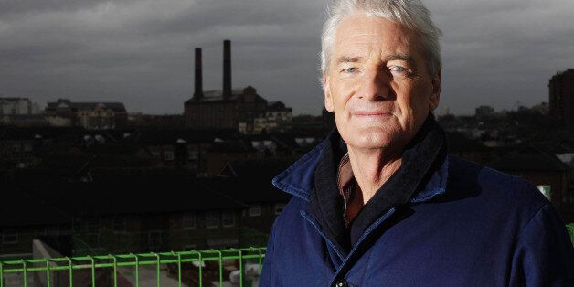 Inventor Sir James Dyson, who has pledged to spend £1billion on the research and development of 100 new...