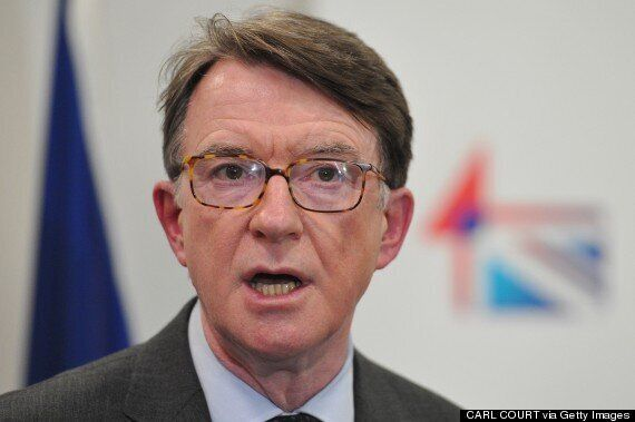 Peter Mandelson Attacks Labour's Mansion Tax As 'Crude' - And Says He Prefers The Lib Dem