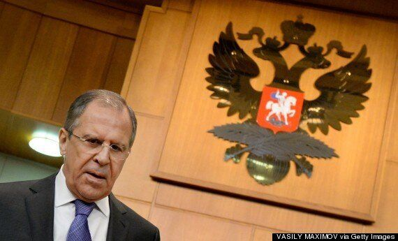 Russia's Sergei Lavrov Says Obama's State of The Union Address Proves America Wants 'World