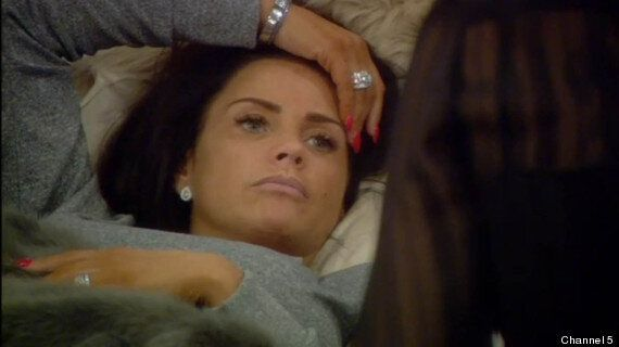 Katie Price Admits She's 'Dreading' Public's Reaction At Her 'Celebrity Big Brother' Eviction, After...