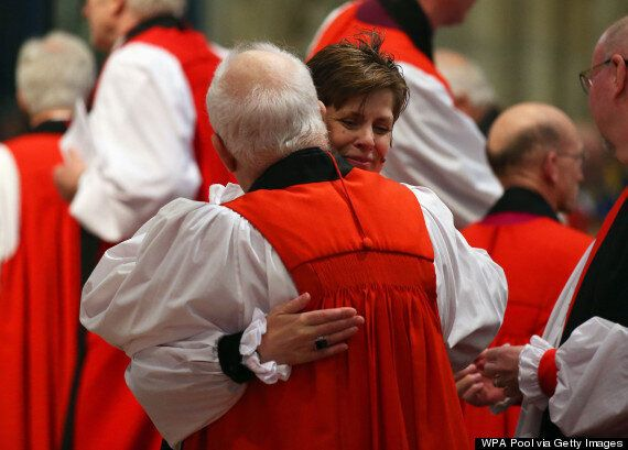 First Woman Bishop Ordained By Church Of England As Libby Lane Made Bishop Of