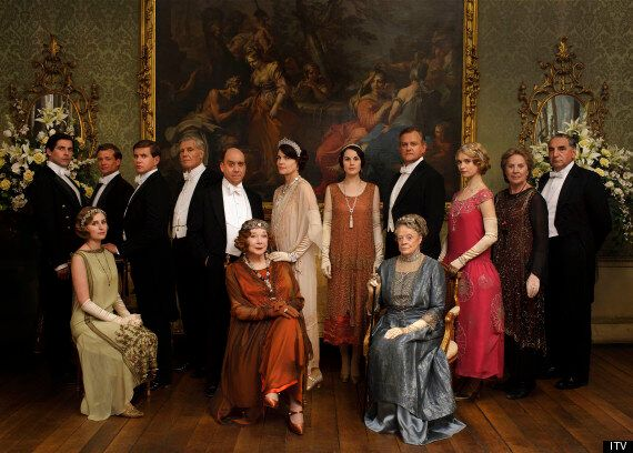 'Downton Abbey' To End This Year After Six Series As Cast Go Job-Hunting In The