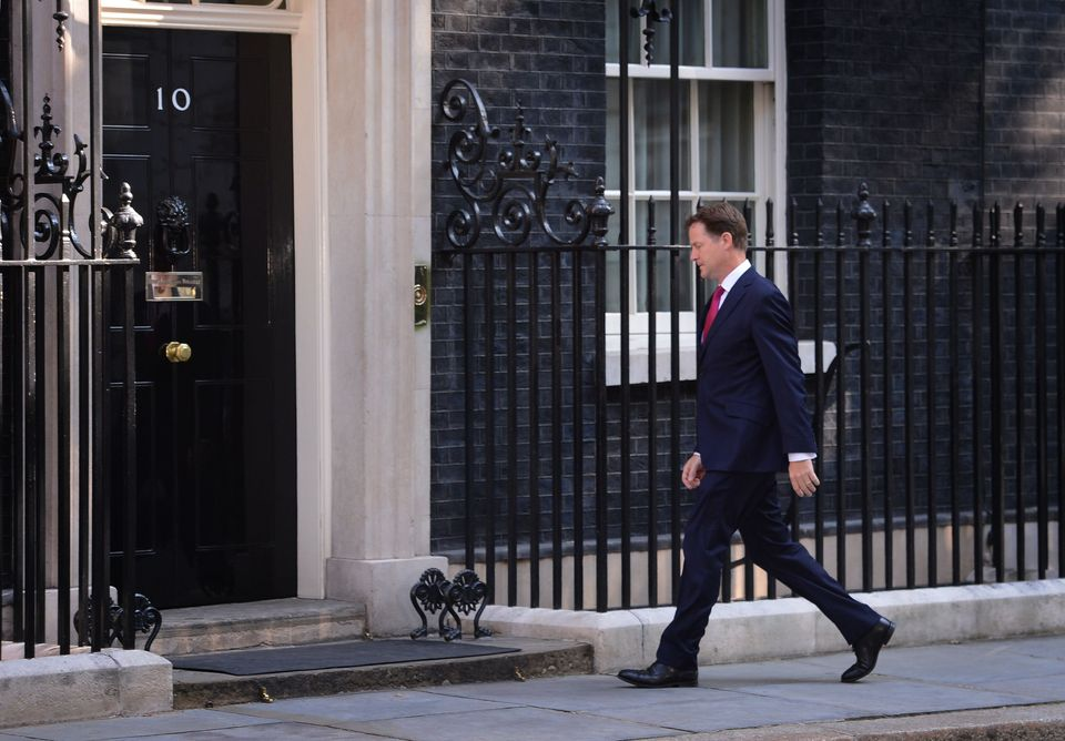 Nick Clegg Could Be Prime Minister For Month After Election If David Cameron 'F**ked Off', Says Lib Dem...