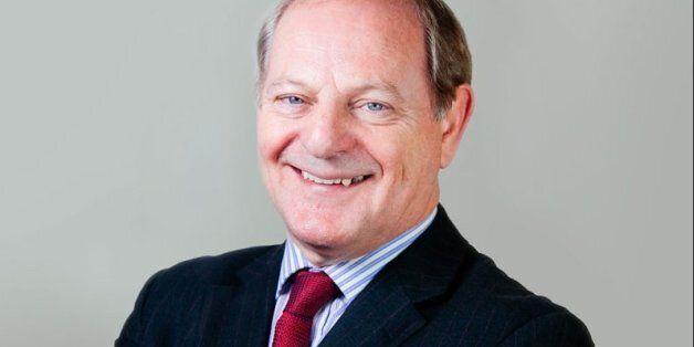 LONDON - OCTOBER 23: Liberal Democrat leadership challenger Nick Clegg stand with his wife Miriam Gonzalez...