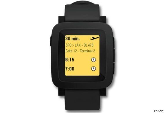 New Pebble Smartwatch Will Come In