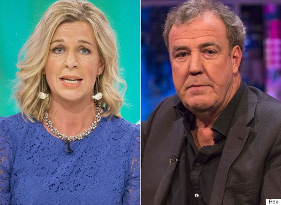 Katie Hopkins Defends 'Top Bloke' Jeremy Clarkson, Blasting His Suspension As 'Lefty