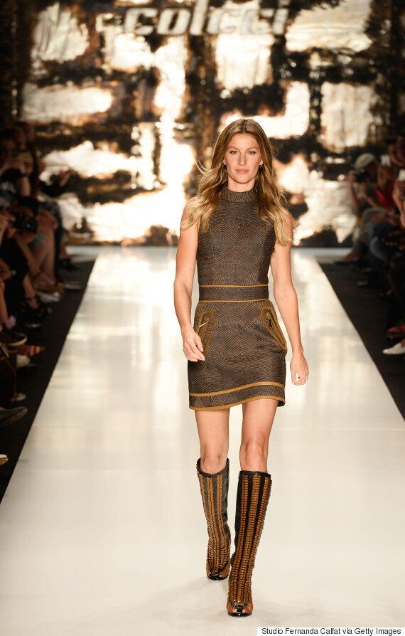 Gisele Bündchen Reportedly Retiring From The Catwalk (But This Isn't The Last You'll See Of