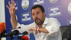Salvini attacca Costa sul ponte Morandi e Di Maio su Ilva e
