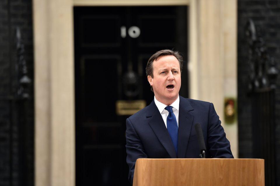 David Cameron Presents General Election As 'Stark Choice' Between Him And Ed
