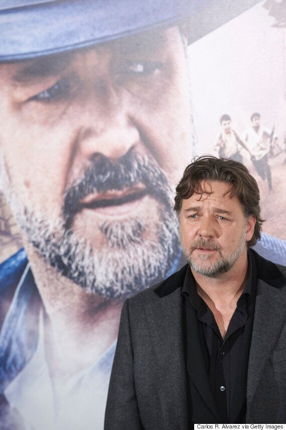 Russell Crowe Reveals Michael Jackson Used To Prank Call Him, Despite Never Meeting The King Of