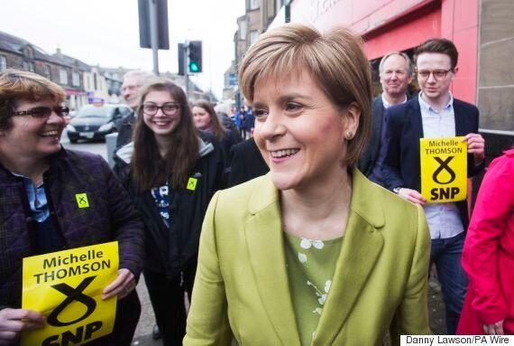 Nicola Sturgeon Denies Telegraph Report She Wants David Cameron To Win