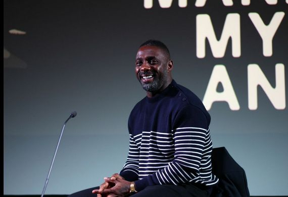 Actor and Musician Idris Elba - 'Mandela, My Dad and