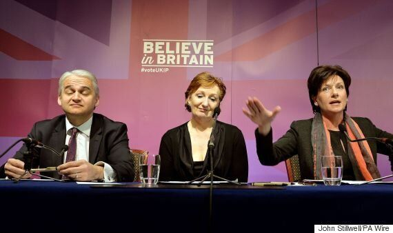 Ukip Pledges To Drop 'Tampon Tax' To Show It's Not 'Hostile' To
