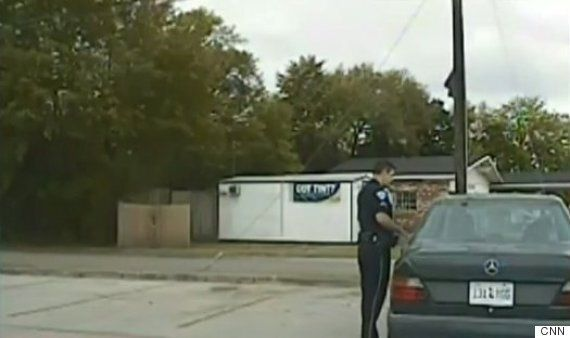 New Walter Scott Dashcam Footage Shows Victim Running From His Car Before He Was