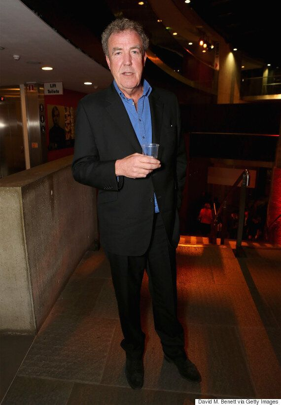 Jeremy Clarkson Pulls Out Of 'Have I Got News For You' Presenting