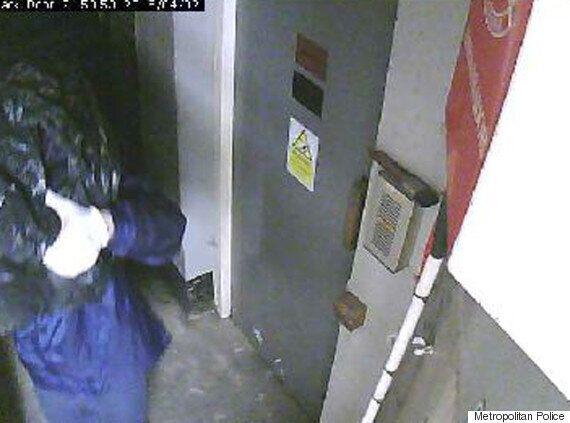 Hatton Garden Jewellery Theft CCTV Released By