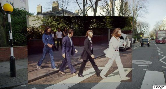 Explore Abbey Road Studios With Google's New Interactive