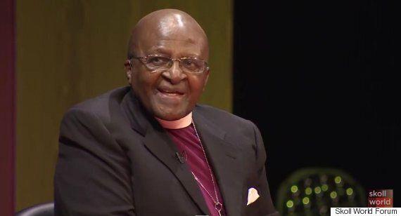 Desmond Tutu And 'Terrorist's Son' Zak Ebrahim Reveal How Religion Helped Them Change The