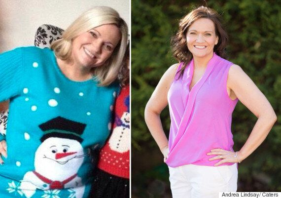 Mum Loses More Than Three Stone In Six Months By Using A Hypnosis