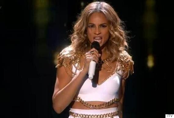 'Britain's Got Talent' Judge Alesha Dixon Storms Performance Of New Song 'The Way We Are' On