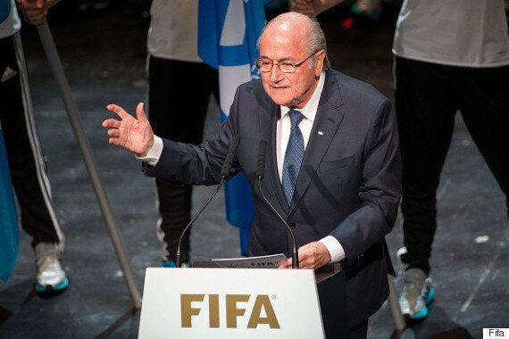 Sepp Blatter Opens Fifa Congress, Fails To Resign Despite Corruption