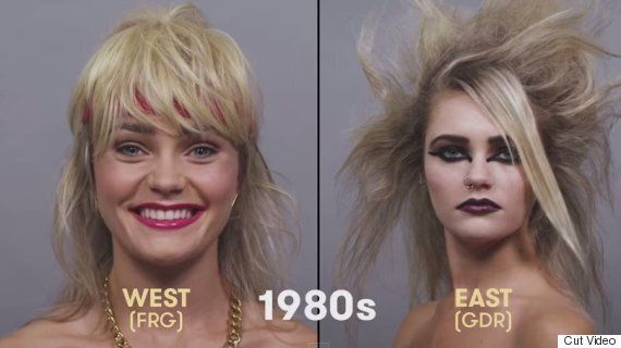 German Beauty And Style From The Past 100