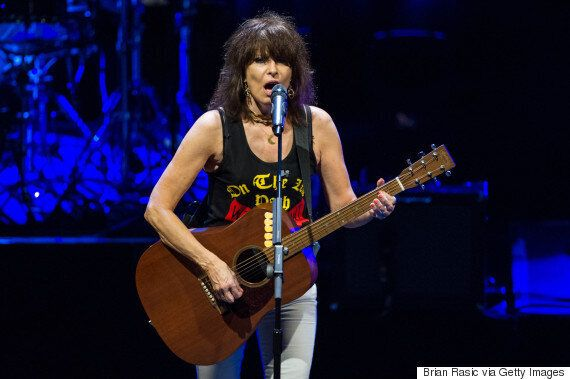 Chrissie Hynde Lays Into 'Sex Worker' Pop Stars: 'Maybe They're Feminists On Behalf Of