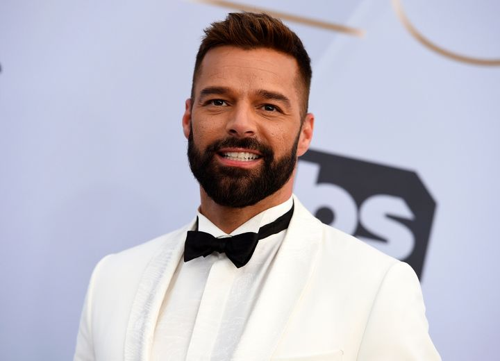 The pop star Ricky Martin was born in San Juan, Puerto Rico.