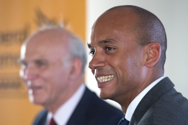 Chuka Umunna Joining The Lib Dems Is Another Step Down The Path To Political Realignment