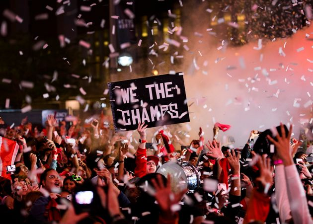 When And Where Is The Toronto Raptors Parade?