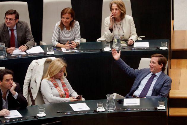 Vox apoyará a Martínez-Almeida como alcalde de