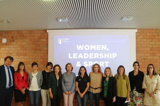 Donne, leadership e