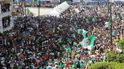 Les Algériens réagissent aux arrestations lors de ce 17e vendredi