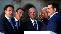 Anche Macron non fa sconti all'Italia (di A.
