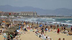 Restringido el baño en las playas de Malvarrosa y el Cabanyal porque los análisis del agua no son