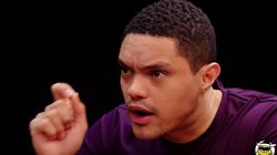 Trevor Noah Of 'The Daily Show' Reveals The Universe's Great