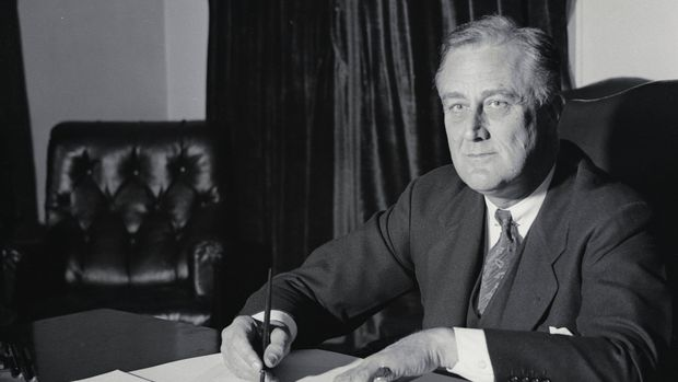 President Roosevelt signs amendment to Volstead act, legalizing the sale of 3.2 percent beer.