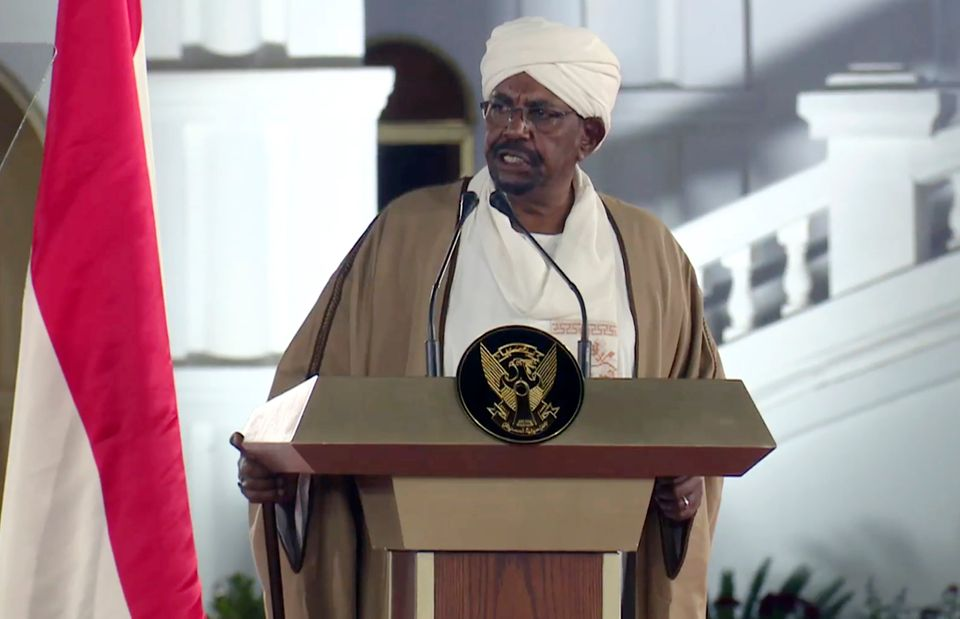 Sudan's Omar al-Bashir was ousted in April, but security forces have remained in power amid civil