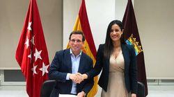 PP y CS acuerdan que Martínez-Almeida sea alcalde de Madrid a expensas de