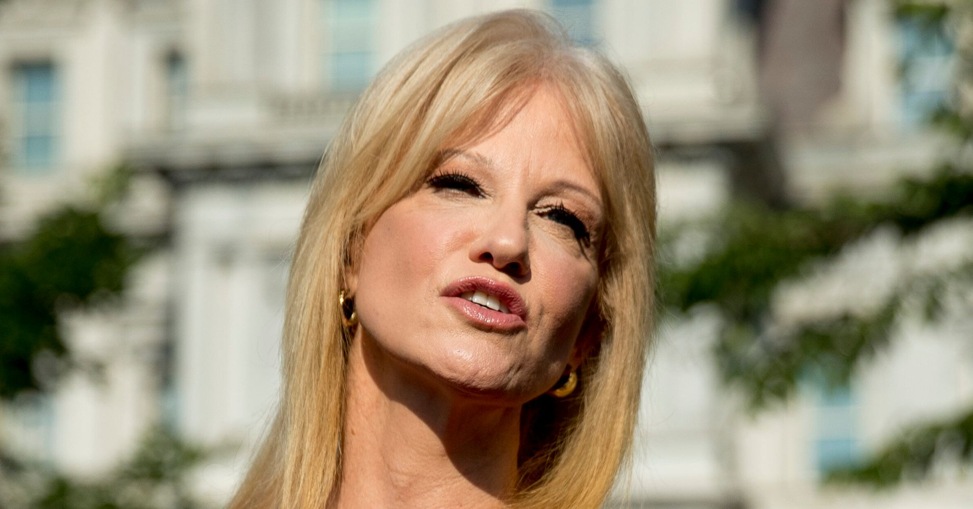 Petition Aims To Drive Kellyanne Conway From Office For Relentless Hatch Act Violations thumbnail