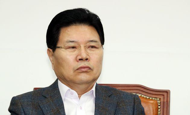 자유한국당 홍문종이 탈당 후 '신공화당'