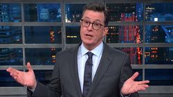 Stephen Colbert Brings Up An Important Question About Kellyanne