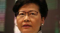 홍콩 '범죄인 인도법' 처리가 무기한